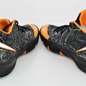 8b94e140928df Nike Shoes   Kyrie 5 V Taco Pe Black Orange Camo Wood 105   Poshmark